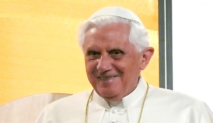 A Message from Pope Benedict to Parents