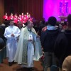 Holy Hour with Bishop Barres at Chaminade High School