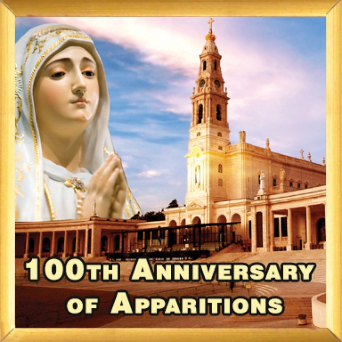 Our Lady of Fatima pray for us!  Feast day, May 13th, 2017