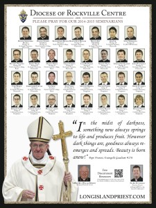 2014 RCK Seminarian Poster, draft 5